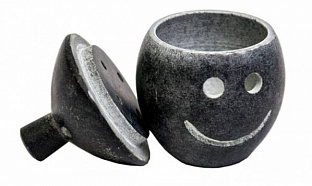 Испаритель для бани из камня  «Гном» (талькохлорит)