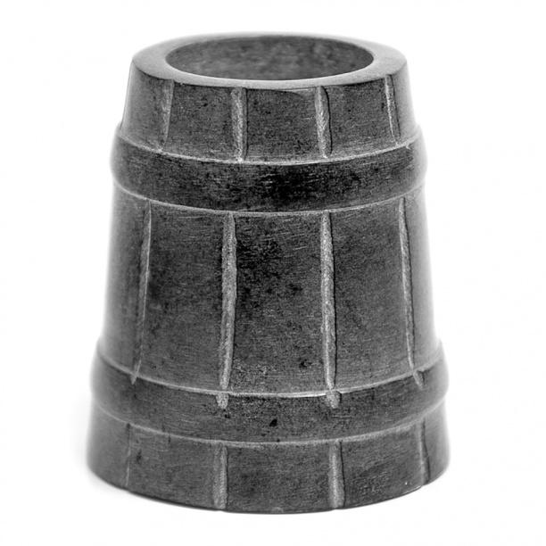 Испаритель для бани из камня «Ведёрко»(талькохлорит)