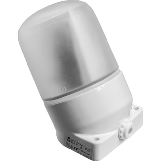 Светильник для бани угловой (Linder)