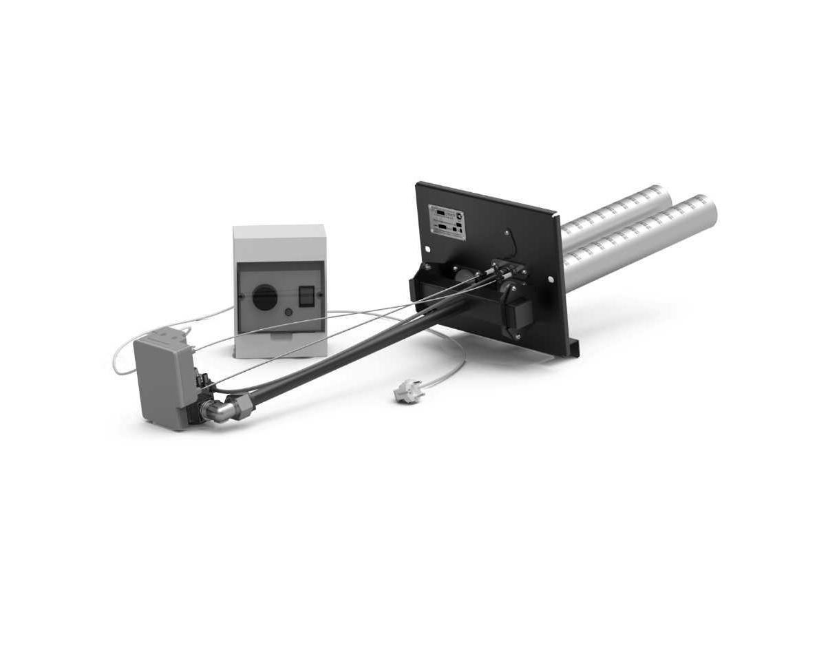 Газовая горелка «RST (г. Туймазы)» — ГГУ-40 Sigma 840