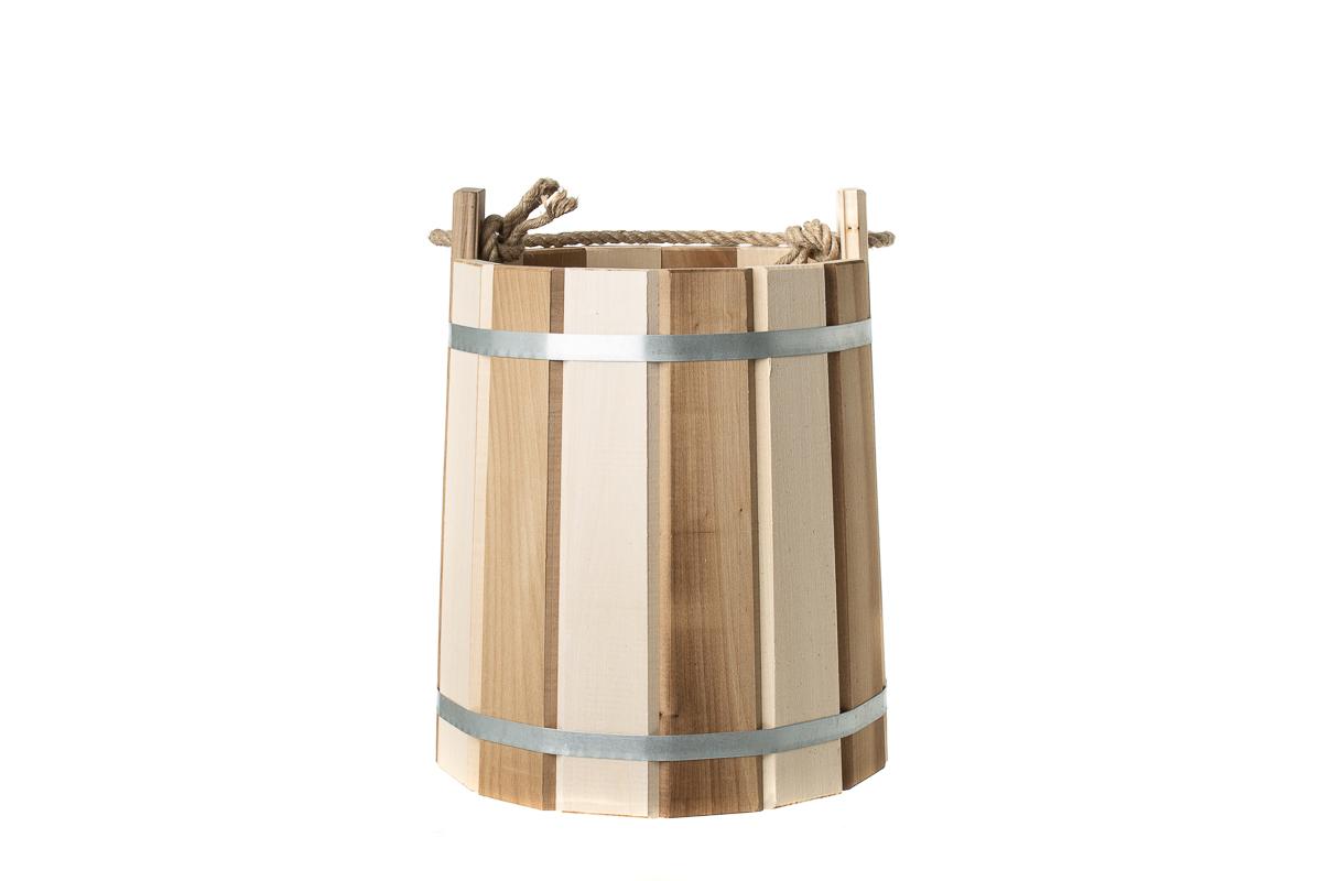Запарник для бани  10 литров «Зебра»