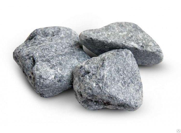 Камень для бани Родингит шлифованный (20 кг)