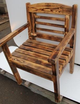 Кресло Лак + Обжиг