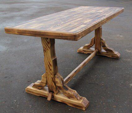 Столы и скамейки под заказ (МАССИВ)