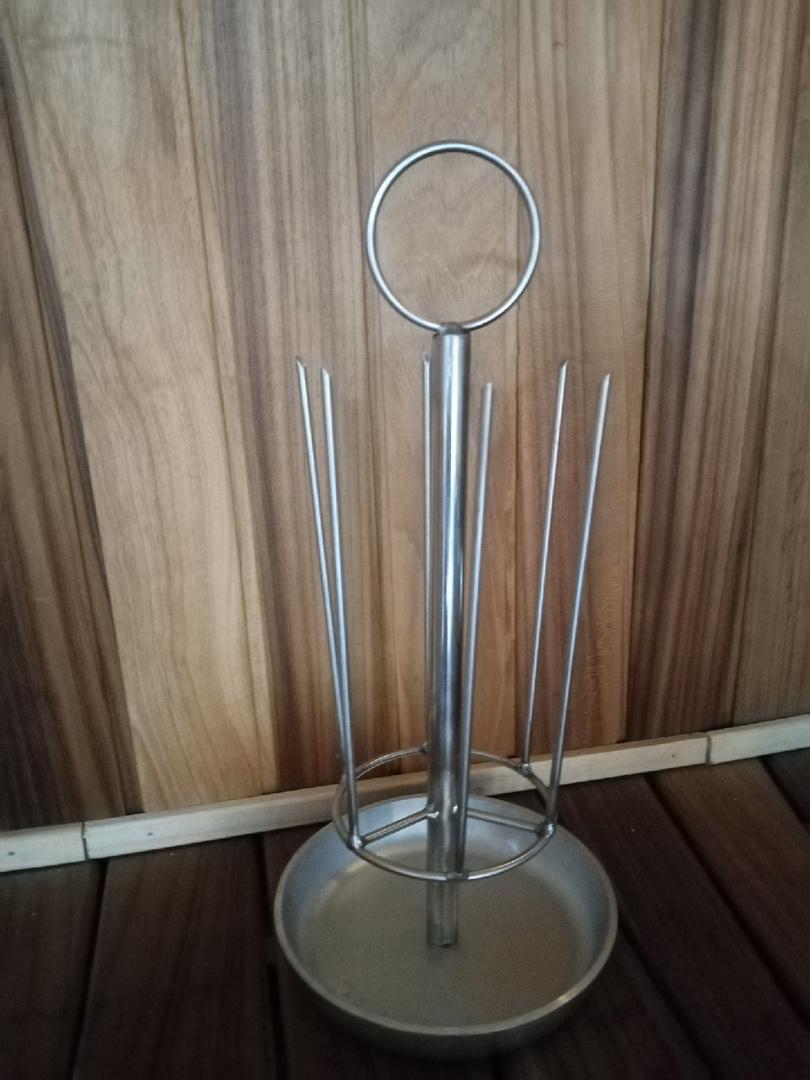 Шашлычница для тандыра